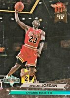1992-93 Fleer Ultra NBA Jam Session Michael Jordan Chicago Bulls #216 NRMINT.