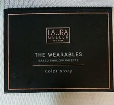 Laura Geller The Wearables Color Story Baked Eye Shadow Palette 12 Shades $55