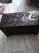 More details for chinese camphor wood chest/trunk/blanket box