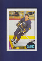 Scott Arniel 1987-88 O-PEE-CHEE OPC Hockey #137 (NM) Buffalo Sabres