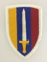 GENUINE  America/American Army U.S. Forces in Vietnam cloth sleeve patch badge