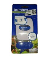 BAMBOO pet Fur Buster 2-in-1 Fine and flea Combs