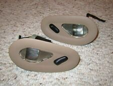 Ford  DOME//BACK SEAT ROOF LIGHTS Tan 97-02 Expedition 01-03 F150 SuperCrew OEM