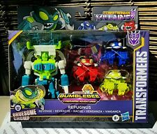 Hasbro Transformers Cyberverse Adventures - REPUGNUS & PESTICONS - New In Hand!