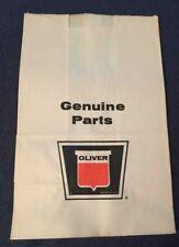 NOS Oliver Genuine Parts Paper bag