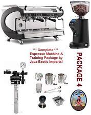 Simonelli Aurelia Wave Digit Espresso Machine Coffee Package Training Install
