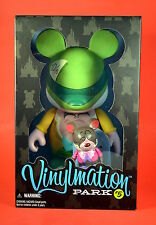 "Disney Vinylmation 9""  3"" Park 5 Mad Hatter Dormouse Combo New In Box NIB"
