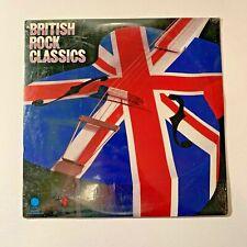 British Rock Classics, Vinyl LP, New Sealed, Beatles, Kinks, Fleetwood Mac