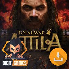 Total War Attila - Steam / PC & Mac Game - New / Strategy