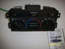Toyota Solara Manual w/Center Push Button AC/Heater Control 2000-2003