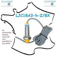 capteur de proximité capacitif 18mm LJC18A3-H-Z/BX NPN NO