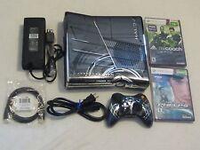XBOX 360 HALO 4 320GB CONSOLE BUNDLE W/ HALO WIRELESS CONTROLLER, GAMES & HDMI!