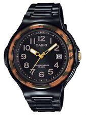 Casio LXS700H-1B Solar Powered 3-Hand Analog Date Display Watch