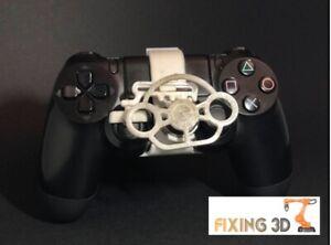 Mini Wheel / Mini Volante Controller PlayStation 4 Ps4 Per Videogiochi Da Corsa