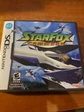 Star Fox Command (Nintendo DS, 2006) Nintendo DS Video Game - Complete