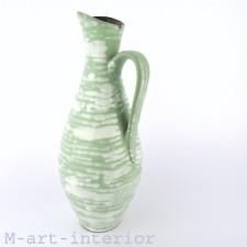 Mid Century Modern Vase Krug Emons & Söhne 50er WGP Ceramic Jug 1950s vintage