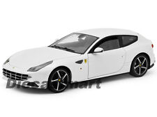 HOTWHEELS ELITE W1119 1:18 FERRARI FF NEW DIECAST MODEL CAR WHITE PEARL