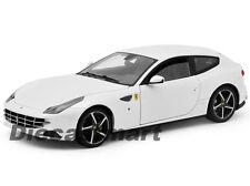 HOTWHEELS ELITE W1119 1:18 FERRARI FF NEW DIECAST MODEL CAR WHITE PEARL