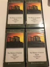 The History Of Ancient Egypt Professor 4 DVD Great Courses Lecture Series Set