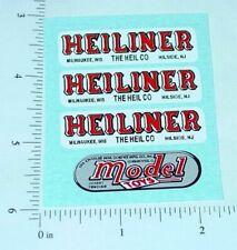 Doepke Heiliner Scraper Sticker Set           DP-006