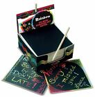 Melissa  Doug Rainbow Boxes of 125