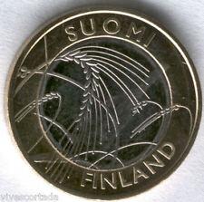 5 Euros Finlandia 2011 Espiga bimetalica @@ NOVEDAD @@ Savonia