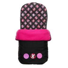 Sacos y cubrepiés color principal rosa para carritos y sillas de bebé Universal
