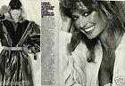 Coupure de Presse Clipping 1979 (2 pages) Farrah Fawcett