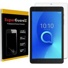 3X SuperGuardZ Clear Screen Protector Guard For Alcatel Joy Tab / Kids 8 inch