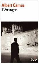 L'Etranger (Folio) de Camus, Albert | Livre | état acceptable