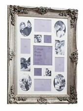 Gallery Abbey Collage Frame, Antique Silver 95 x 70cm