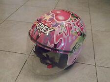 casco scooter per bimba marca grex