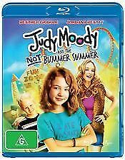 Judy Moody and The Not Bummer Summer - Blu Ray - Aus Region B New/Sealed