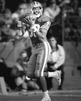 San Francisco 49ers JERRY RICE Glossy 8x10 Photo Football Print Poster