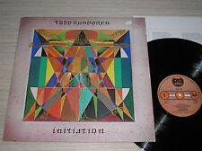 TODD RUNDGREN - INITIATION -  LP 33 GIRI U.K. 1st PRESS