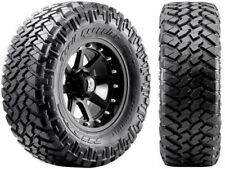 4 NEW 35X12.50-20 Nitto Trail Grappler MT Tires 12.50R20 MUD FORD, DODGE 10 PLY