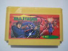 Ninja Ryukenden 1 ( Ninja Gaiden 1 )- RARE Famicom Famiclone Nes Cartridge