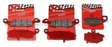 Pastiglie Freno Brembo Ant + Post Kawasaki Z 750 04/06 07KA19-18SA + 07KA16SP