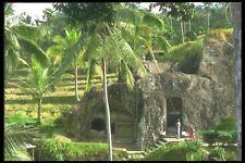 083083 caverne Temple à Goa gajah A4 papier photo