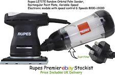 Rupes Random Orbital Palm Sander Machine Rectangular Plate Variable Speed LE71TE