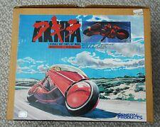 AKIRA Kaneda Bike Motorcycle 1/8 Vinyl Model Kit from General Products RARE!!!