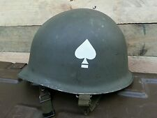 World War 2 US 101st Airborne Helmet (Band of Brothers/Saving Private Ryan)