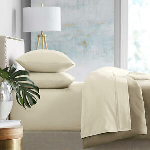 Member's Mark 450-Thread Count Sheet Set - Assorted Colors and Sizes
