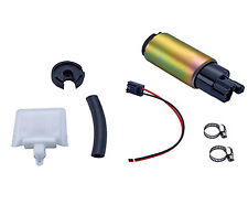 E2068 Electric Fuel Pump w/Strainer & Installation kits For Ford Lincoln Mazda &