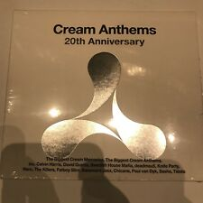 Various Artists / Cream Anthems: 20th Anniversary NEW SEALED 3 X CD ALBUM