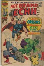 Marvel Comics Not Brand Echh Vol 1 (1967 Series) # 3 Parody