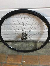CAMPAGNOLO OMEGA PROFIL Front Wheel PISTA