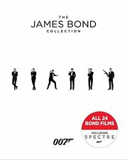 007 - The James Bond Collection [Blu-ray] Good Condition!!!