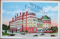Savannah, GA 1930s Postcard: Hotel De Soto - Georgia