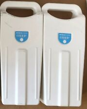 LOT OF 2 X 12V 260WH BOSTON POWER LITHIUM ION BATTERY PACK 18650 24AH POWERWALL